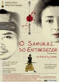 O Samurai do Entardecer