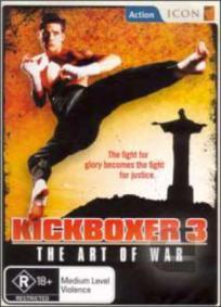 Kickboxer 3 - A Arte da Guerra