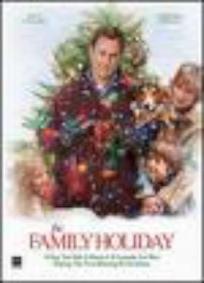 O Natal de uma Família Mágica