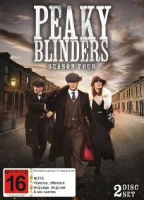 Peaky Blinders - 4ª Temporada