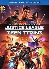 Liga da Justiça vs Novos Titãs