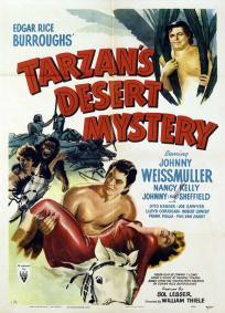 Tarzan, O Terror Do Deserto