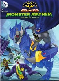 Batman Sem Limites: Caos Monstruoso