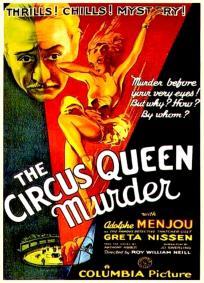 The Circus Queen Murder (P)