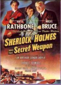 Sherlock Holmes e a Arma Secreta