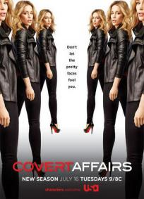 Covert Affairs - 4ª Temporada