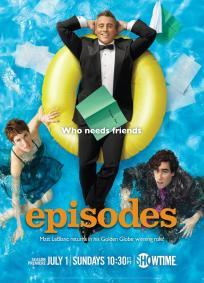 Episodes - 2ª Temporada