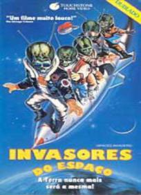 Invasores do Espaço