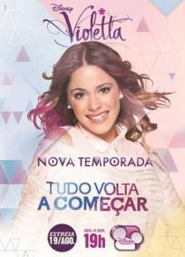 Violetta - 3ª temporada