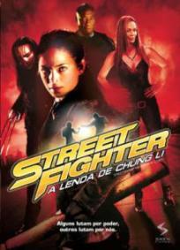 Street Fighter - A Lenda de Chun-Li