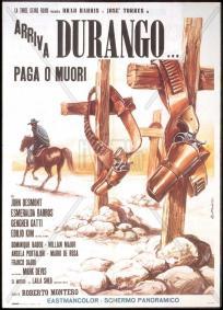 Durango Está Vindo - Pague Ou Morra