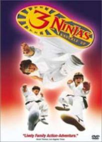 3 Ninjas em Apuros