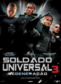 Soldado Universal 3 - Regeneração