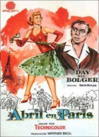Paris em Abril