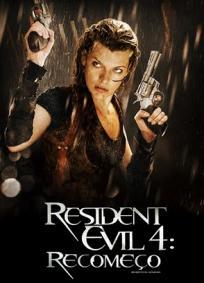 Resident Evil 4 - Recomeço