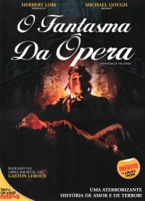 O Fantasma da Ópera (1962)