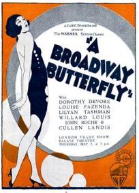 A Broadway Butterfly