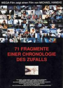 71 Fragmentos de uma Cronologia do Acaso