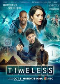 Timeless - 1º Temporada
