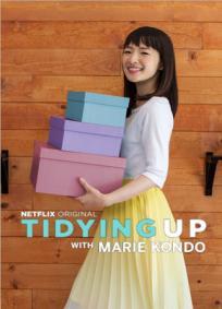Ordem na Casa com Marie Kondo - 1ª Temporada