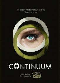 Continuum - 3° Temporada