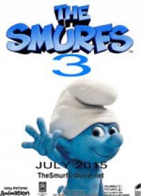 Os Smurfs 3
