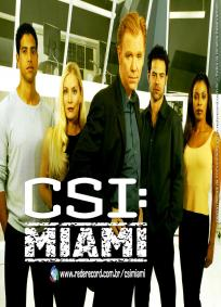 CSI: Miami - 3ª Temporada