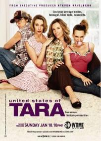 United States Of Tara - 1ª Temporada