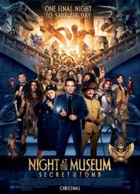 Uma Noite no Museu 3 - O Segredo da Tumba