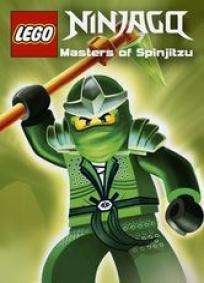 Ninjago: Mestres do Spinjitzu - 1ª Temporada