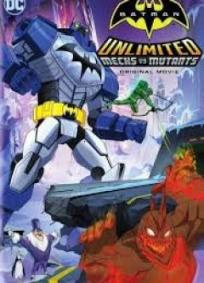 Batman Sem Limites: Mechas Vs Mutantes