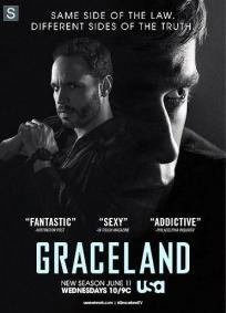 Graceland - 2ª Temporada