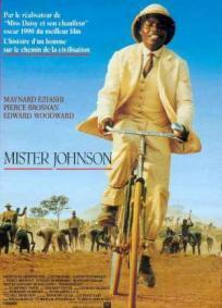 Mister Johnson - No Coração da África