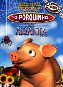 O Porquinho E A Aranha