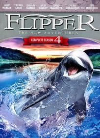 Flipper - As novas aventuras de Flipper - 4ª Temporada
