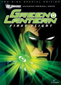 Lanterna Verde - Primeiro Vôo