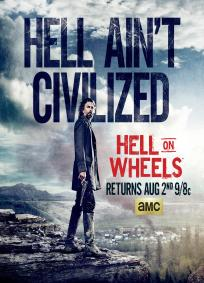 Hell On Wheels - 4ª Temporada