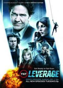 Leverage - 1ª Temporada
