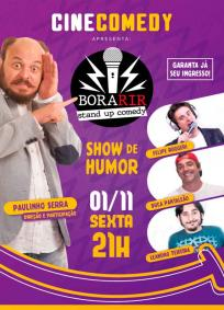 Bora Rir - Stand Up Comedy