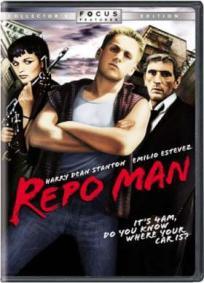Repo Man - A Onda Punk