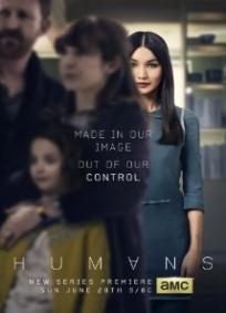 Humans 1ª Temporada
